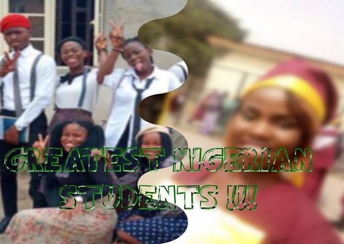 Nigeria Student
