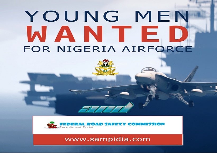 Airforce DSSC and FRSC Recruitment for 2021