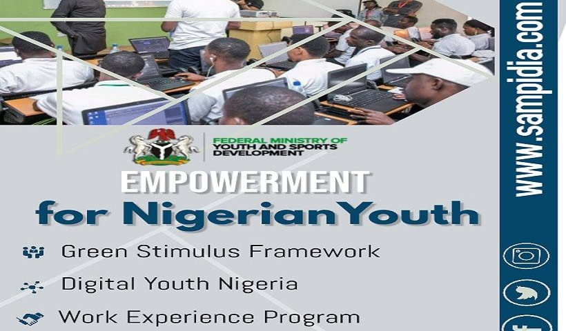 Empowerment for Nigerian Youth and Human Capacity Training